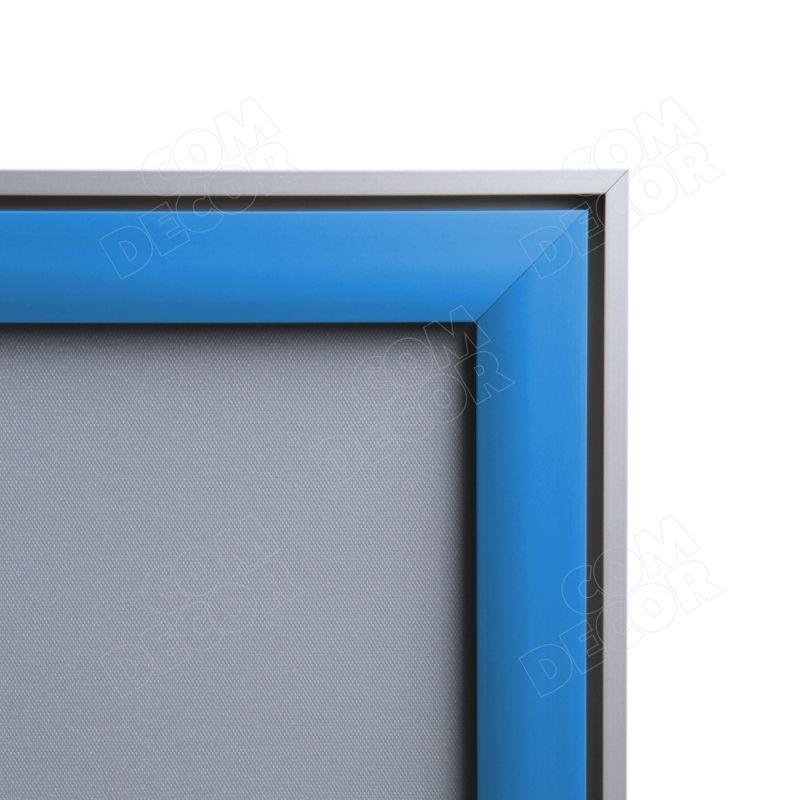 Julistekehys värillisellä snapframe-lla