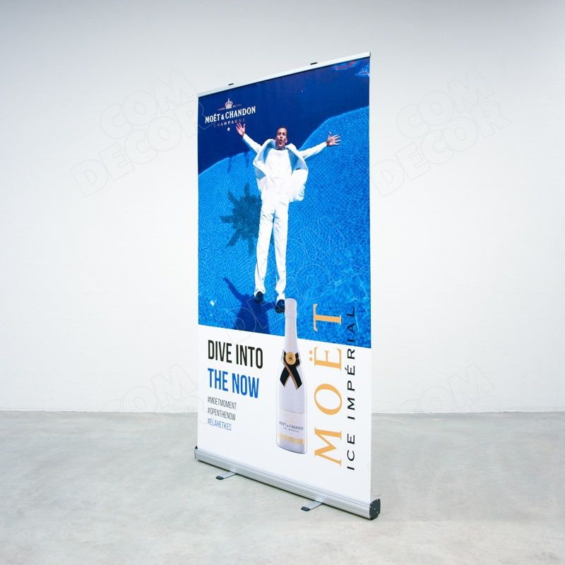 Roll up banneri 120cm