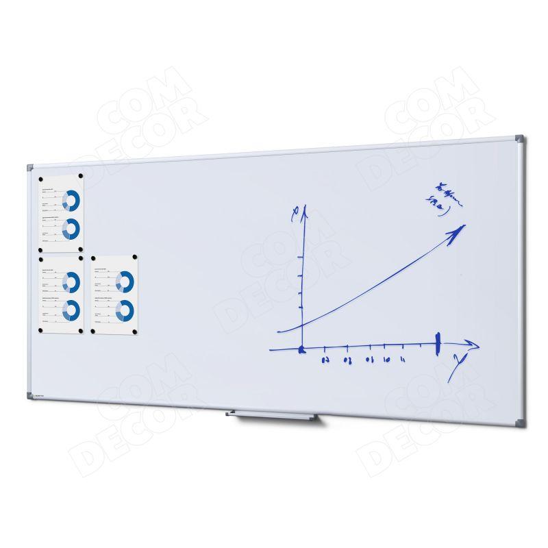 Valkotaulu / magneettitaulu - taulu 180x90cm