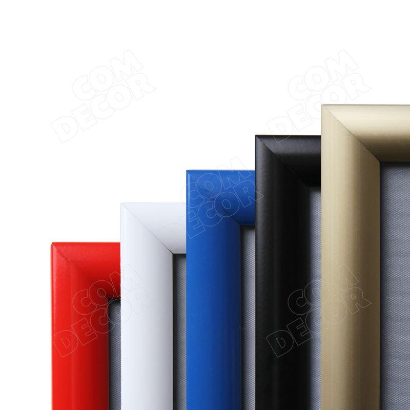 Värilliset julistekehykset / snap-kehykset