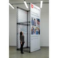 Exhibition structure / exhibition stand / X10 truss