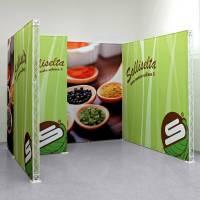 Exhibition Stand U
