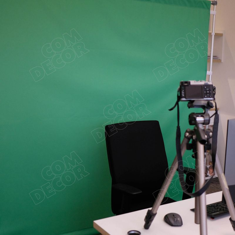 Green screen / backdrop / photo background