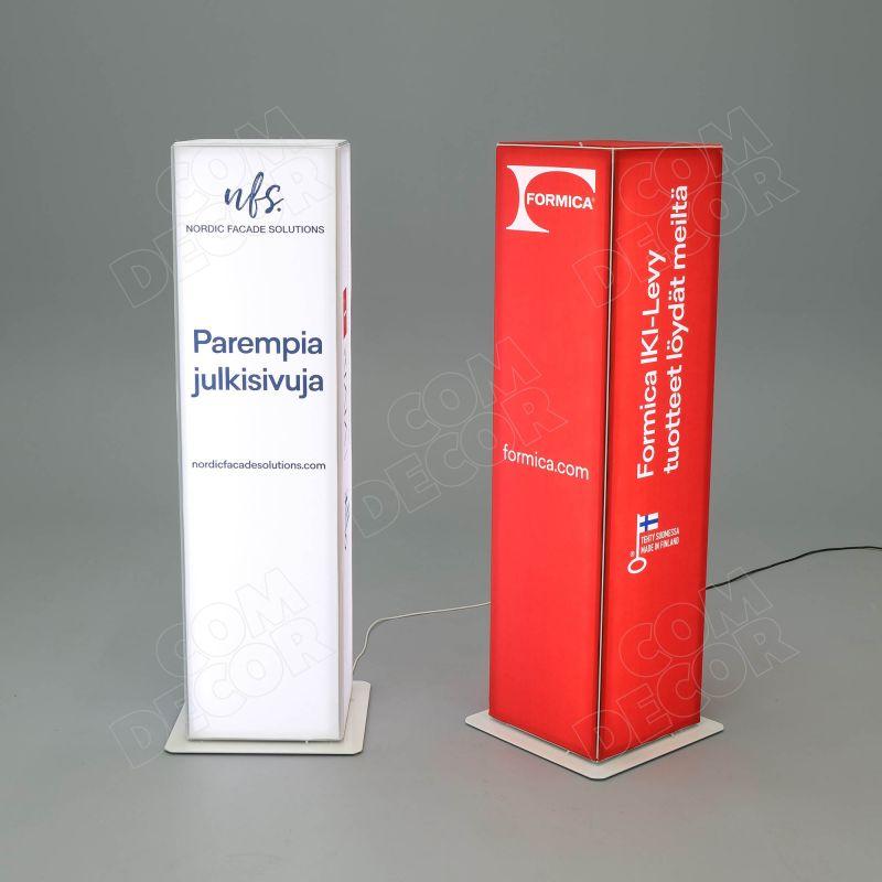 Illuminated advertisements / SEG pylons