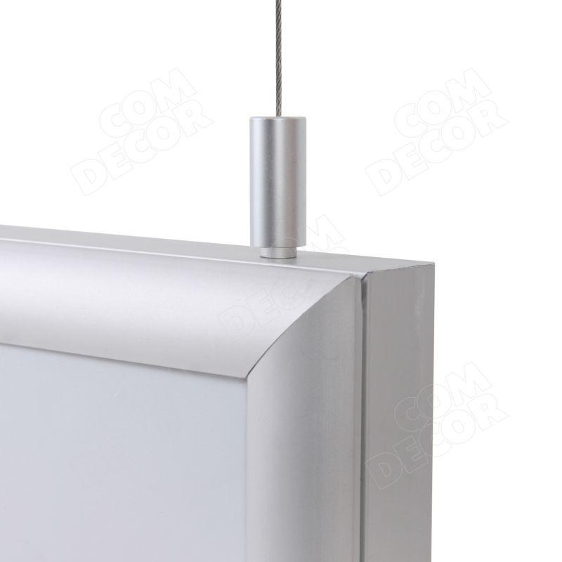 Lightbox mounting set