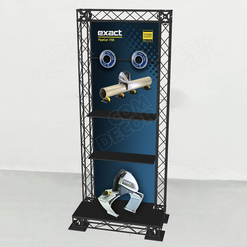 Product stand - X10 truss