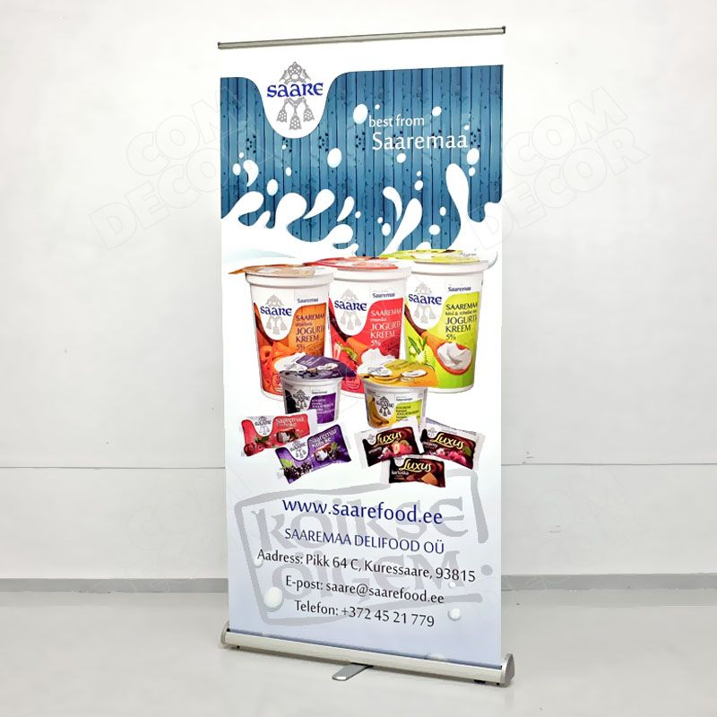 Rollup stand 1000 cm